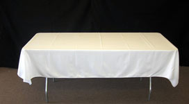 Tables with Cloths